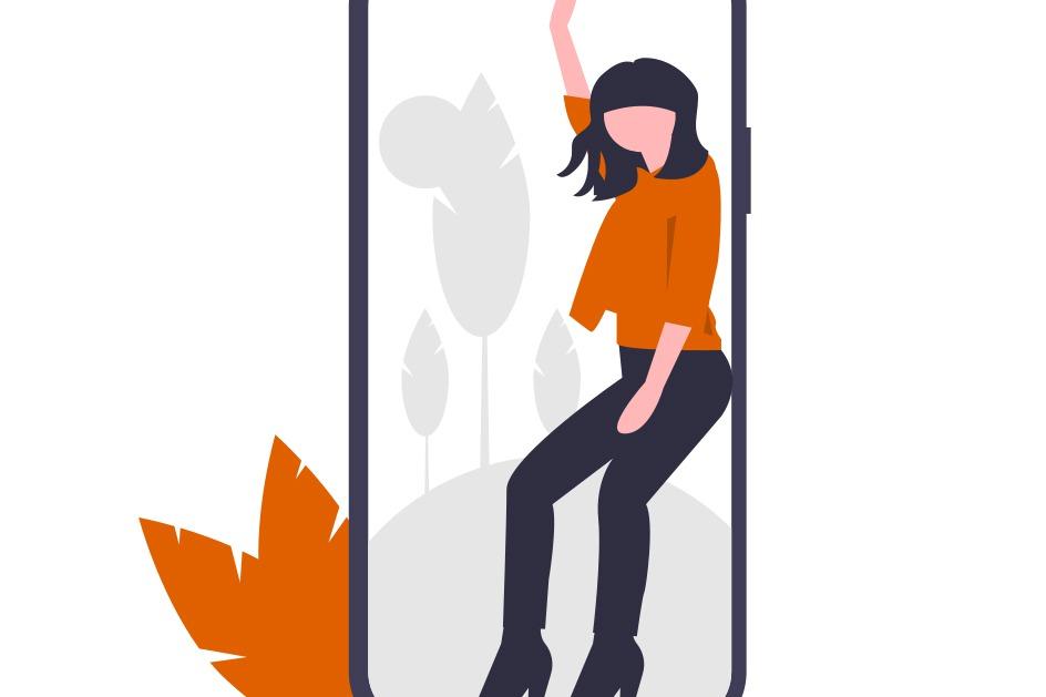 イラスト無料ツール②:unDraw【シンプルブログ】